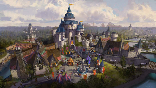 Land of Legends | © Paramount Pictures