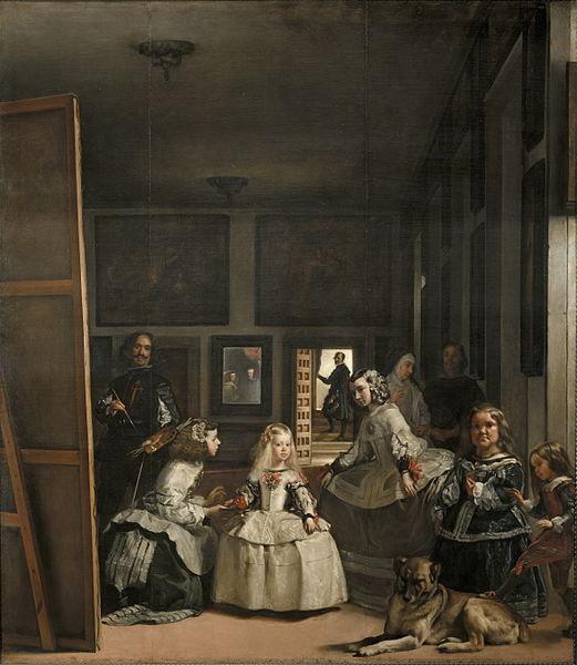 Diego Velázques, Las Meninas | © Museo del Prado/WikiCommons