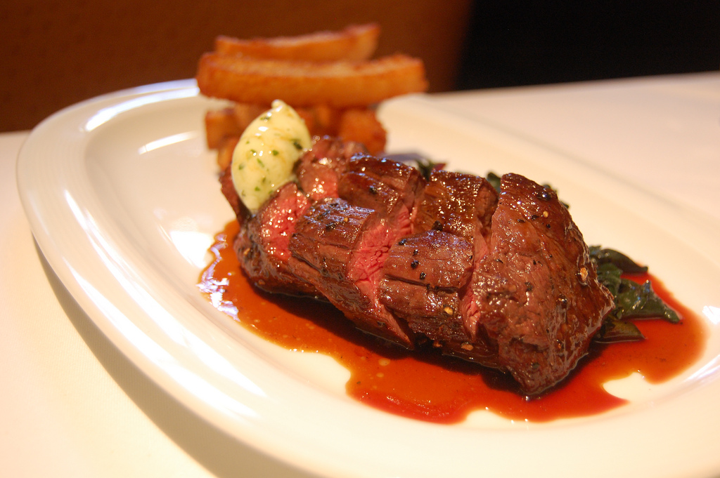 Steak©stu_spivack/Flickr