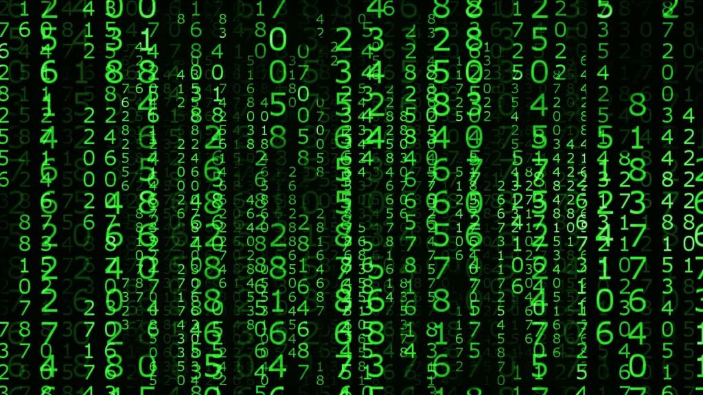 The Matrix Number Falling Code | © Creative Film / YouTube
