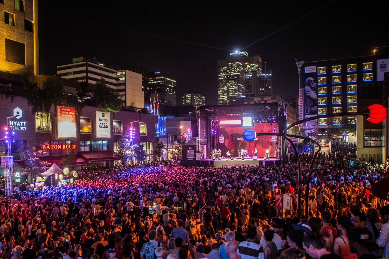 Montreal International Jazz Festival   Courtesy Montreal Jazz Festival/Photo by Marie Claire Denis