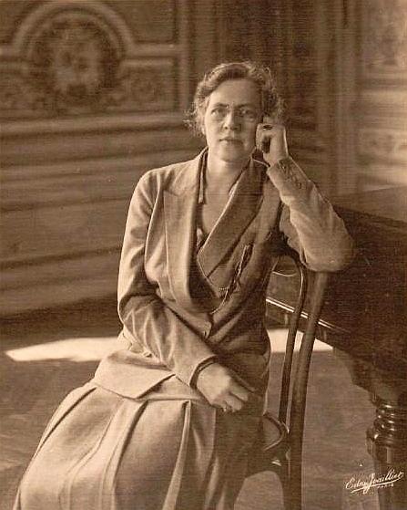 Nadia Boulanger | ©Edmond Joaillier, Paris - Bibliothèque nationale de France / Wikipedia Commons