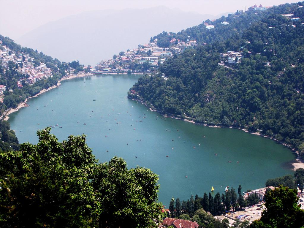 Nainital Lake © Sujayadhar / Wikicommons