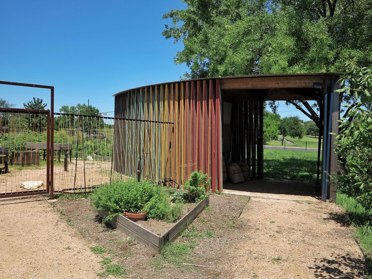 North Austin Community Garden | © Jenaveve Hunter
