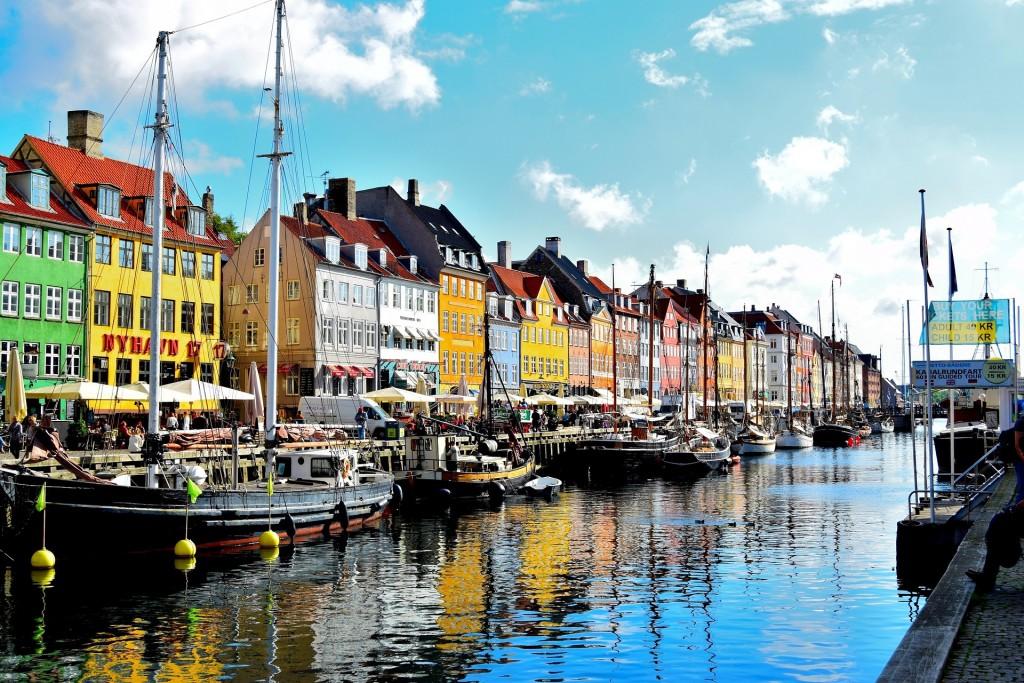 Copenhagen, Denmark | ©skeeze/Pixabay