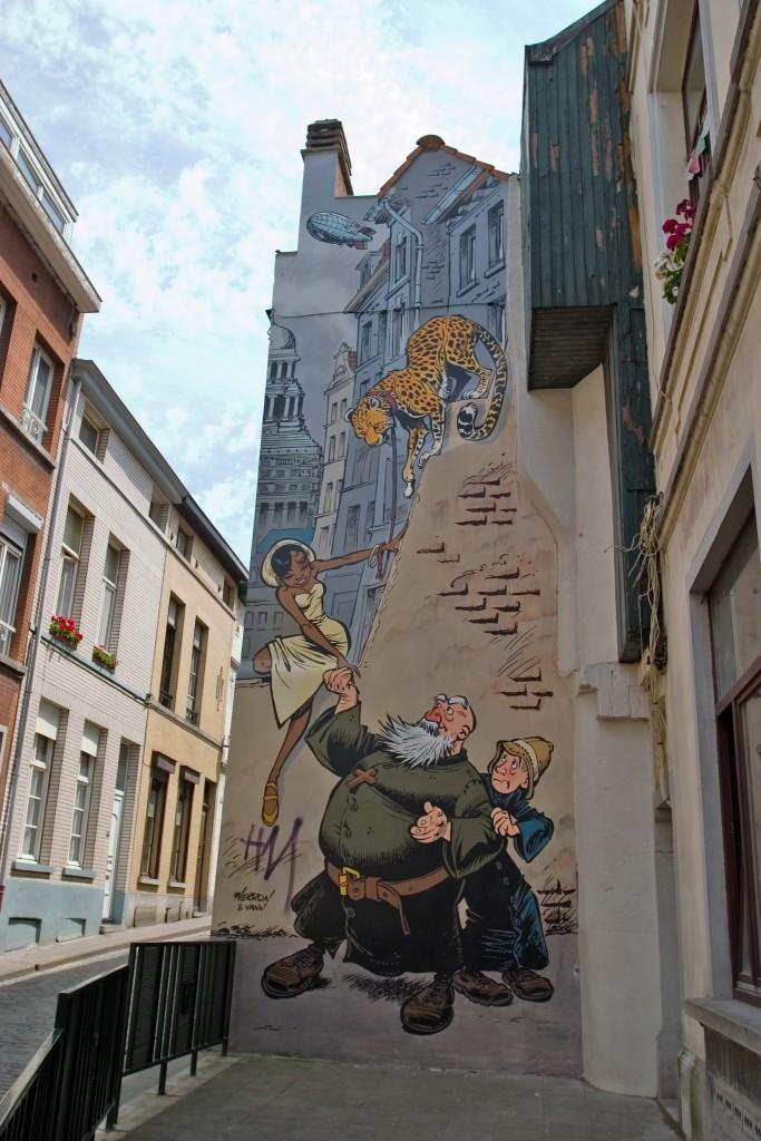 Odilon Verjus Wall   © Lin Mei/Flickr