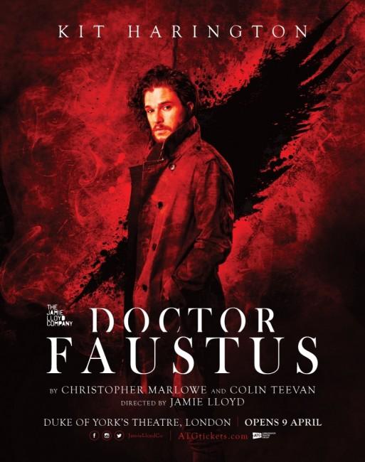 Doctor Faustus| Courtesy of The Jamie Lloyd Company