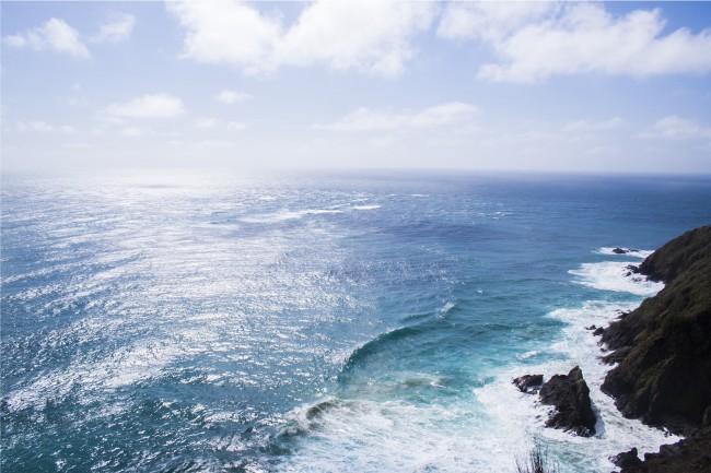 New Zealand coast   ©Mathew Waters/Unsplash