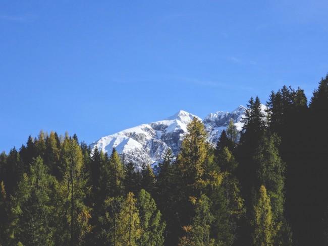 Austrian mountains   ©Georg Nietsch/Unsplash