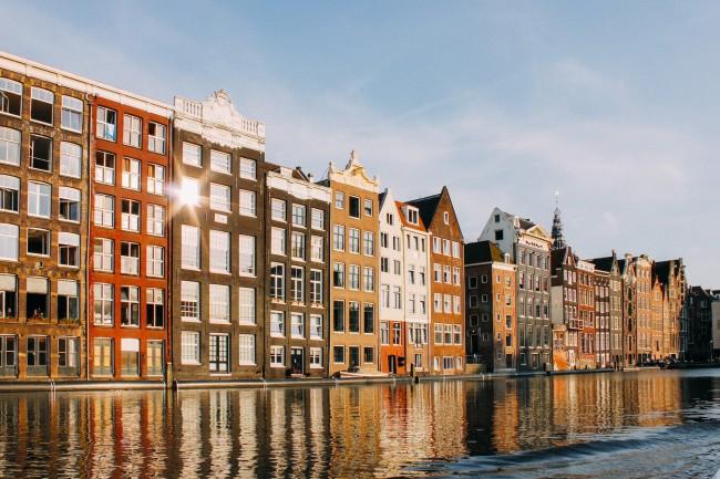 Amsterdam, Netherlands   © Javier M./Unsplash
