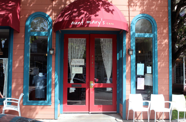 Aunt Mary's Café | © Rayanne Piaña