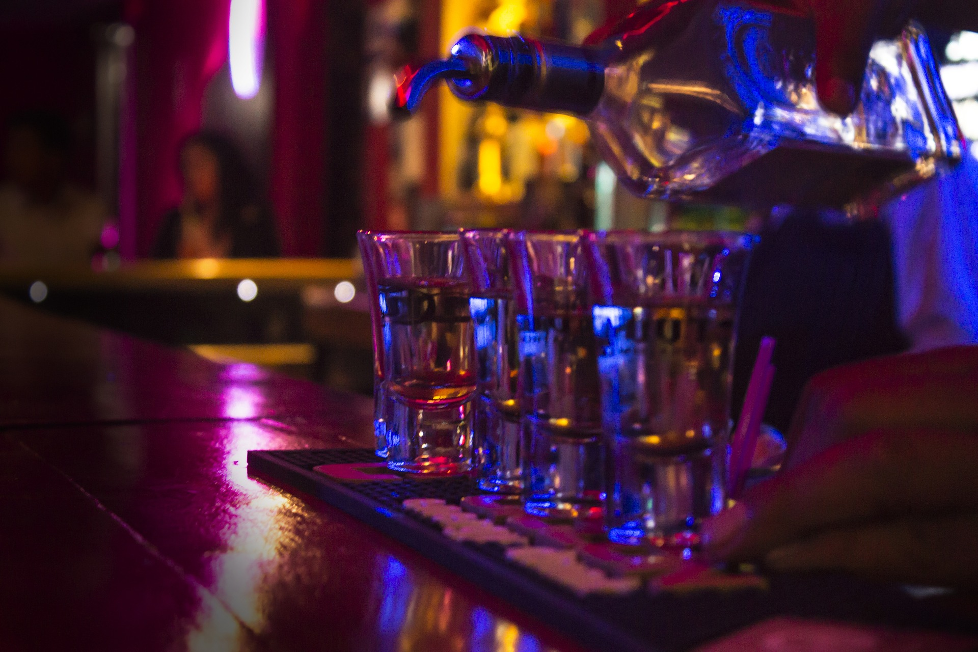 Tequila Shots © Pixabay