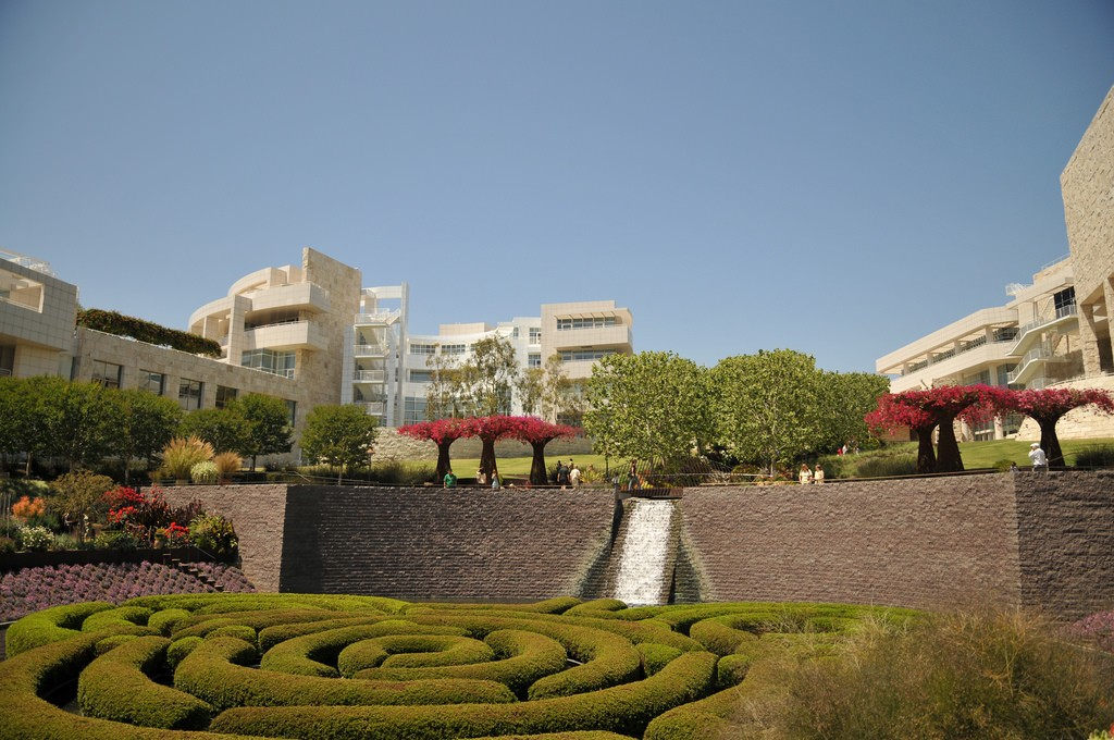 The Getty Center © Marc Lee/Flickr