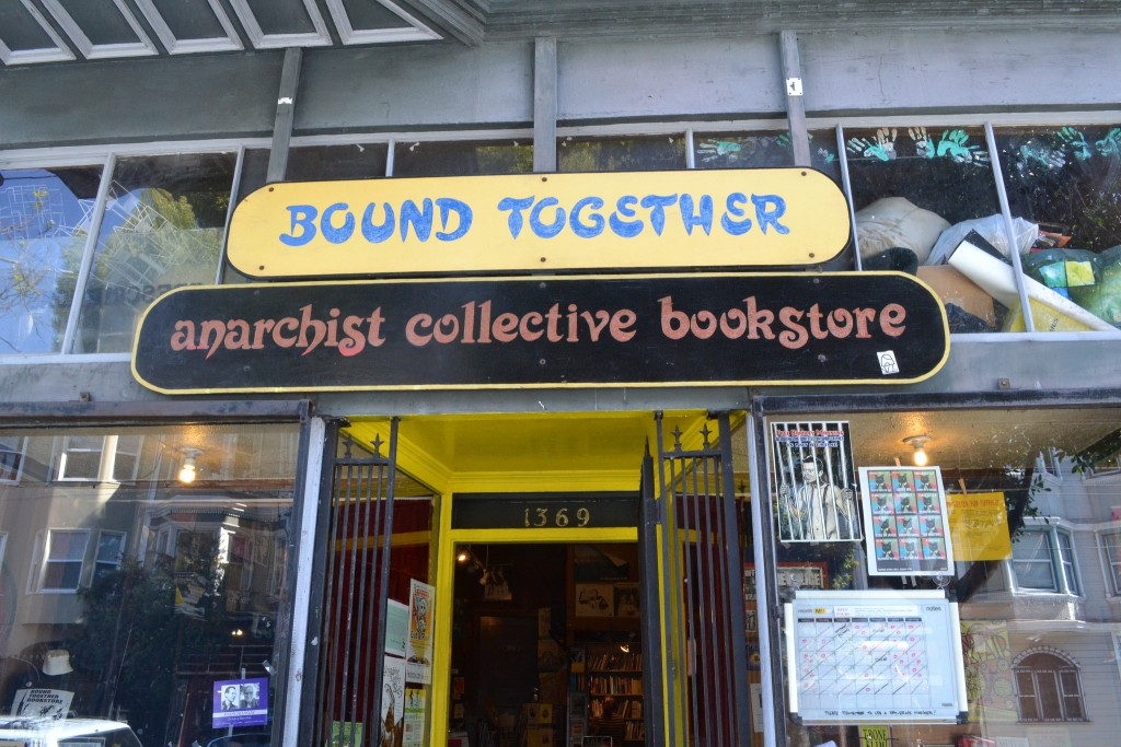 Bound Together Anarchist Collective Bookstore © Simopala/Flickr