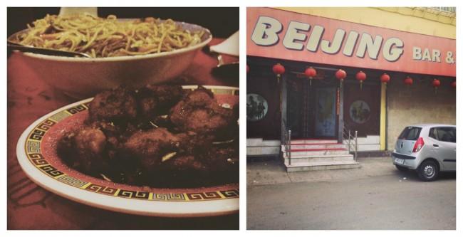 Famous Beijing restaurant at Chinatown, Kolkata|© Shreya Goenka