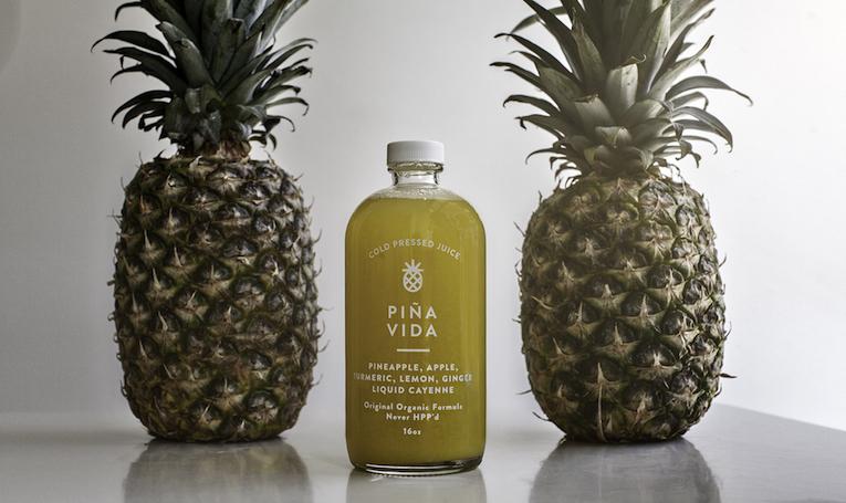 Pina Vida | Courtesy of Bolt Fresh Bar