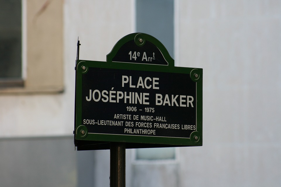 Place Josephine Baker © shelleybell l Pixabay