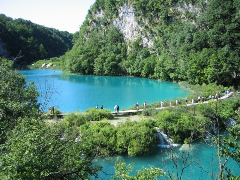 Plitvice Lakes | © Raffaello/WikimediaCommons