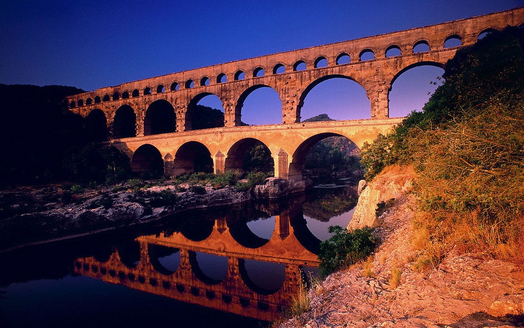 Pont du Gard, Vers | © miquitos/Flickr