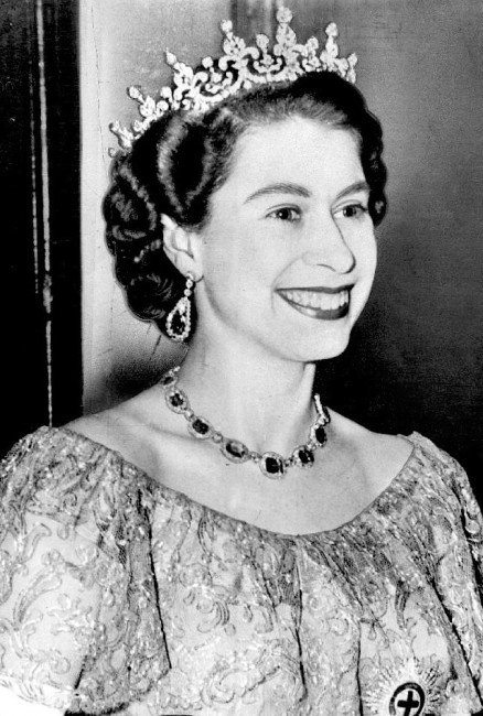 Queen Elizabeth II I © The Associated Press/WikiCommons