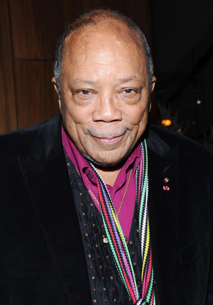 Quincy Jones | ©Wikipedia Commons