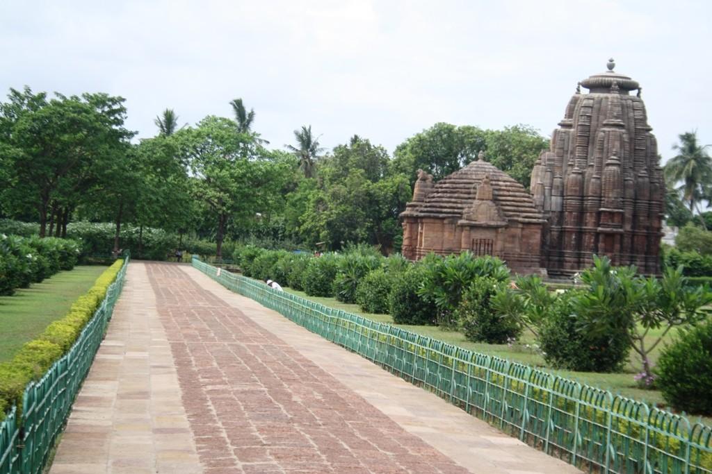 Rajarani Temple: A temple without any presiding deity