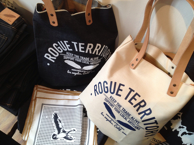 Rogue Territory at Northern Grade Pop-up | © Ross/Flickr