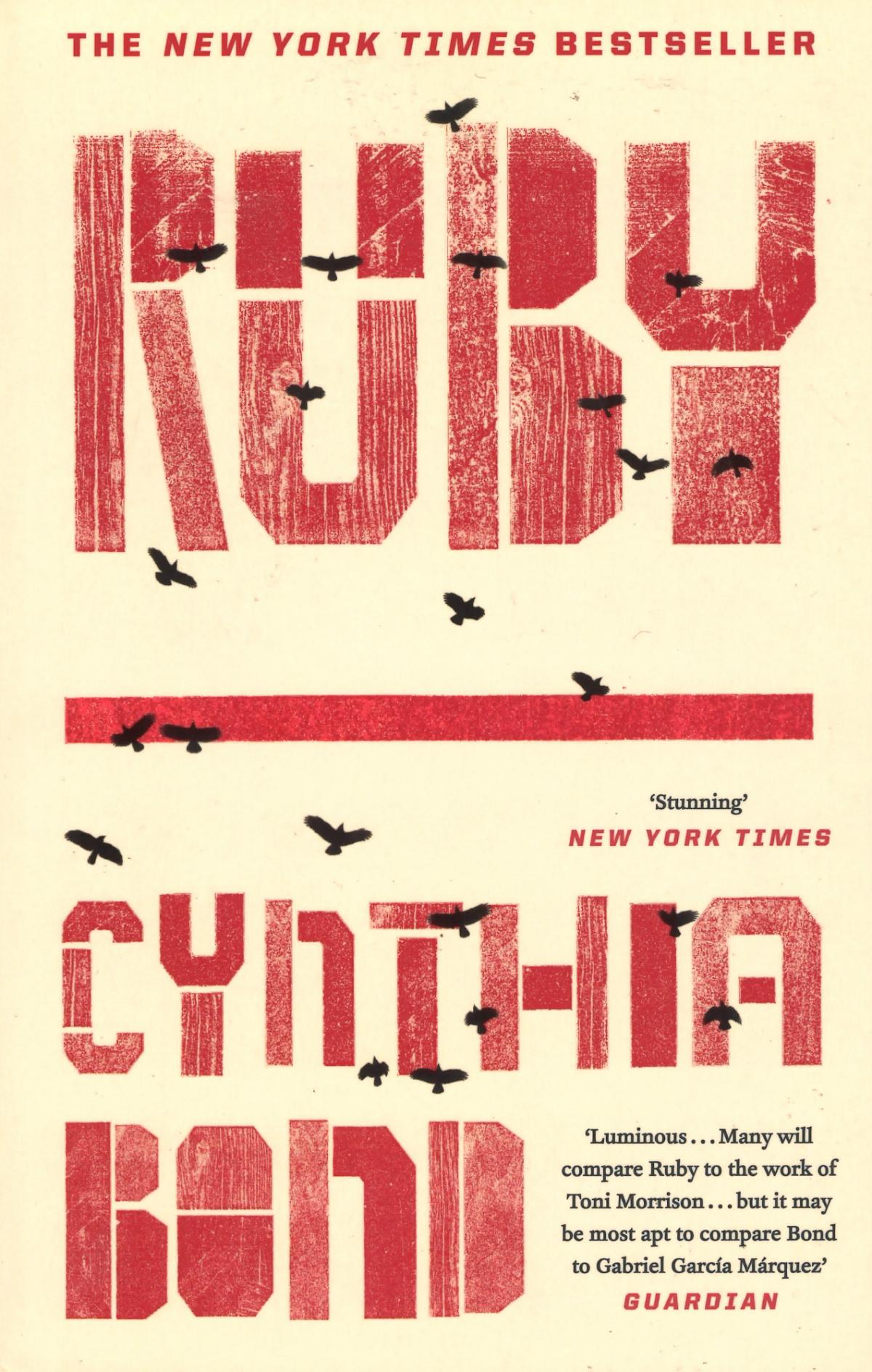Ruby - Cynthia Bond | © Two Roads