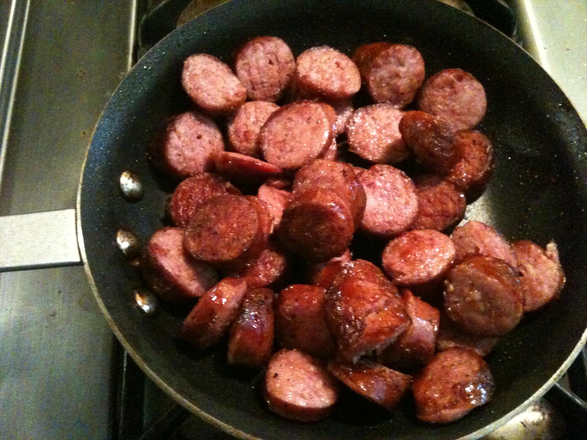 Sausage- Venison and Pork