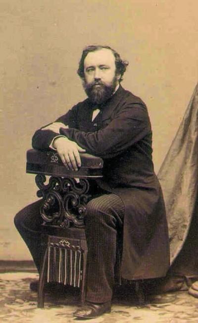 Adolphe Sax |Public Domain/Wikimedia Commons