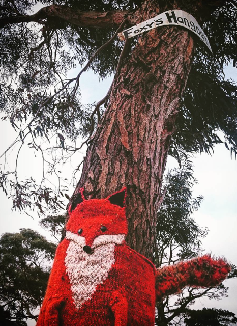 Image courtesy of Foxy's Hangout/Instagram