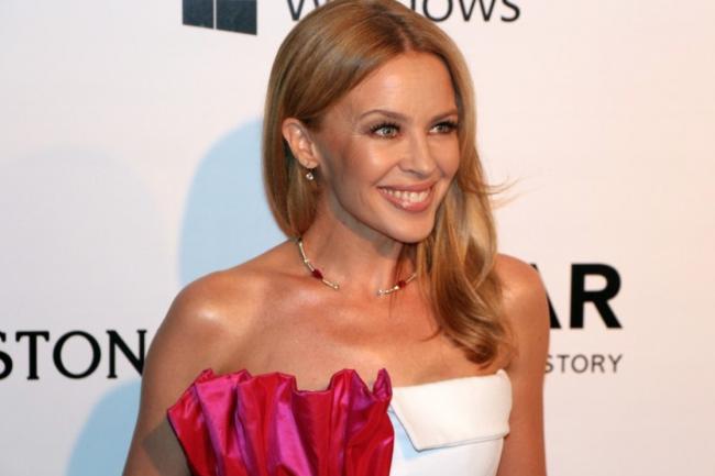 'Neighbours' star Kylie Minogue makes Logies history © Renan Katayama
