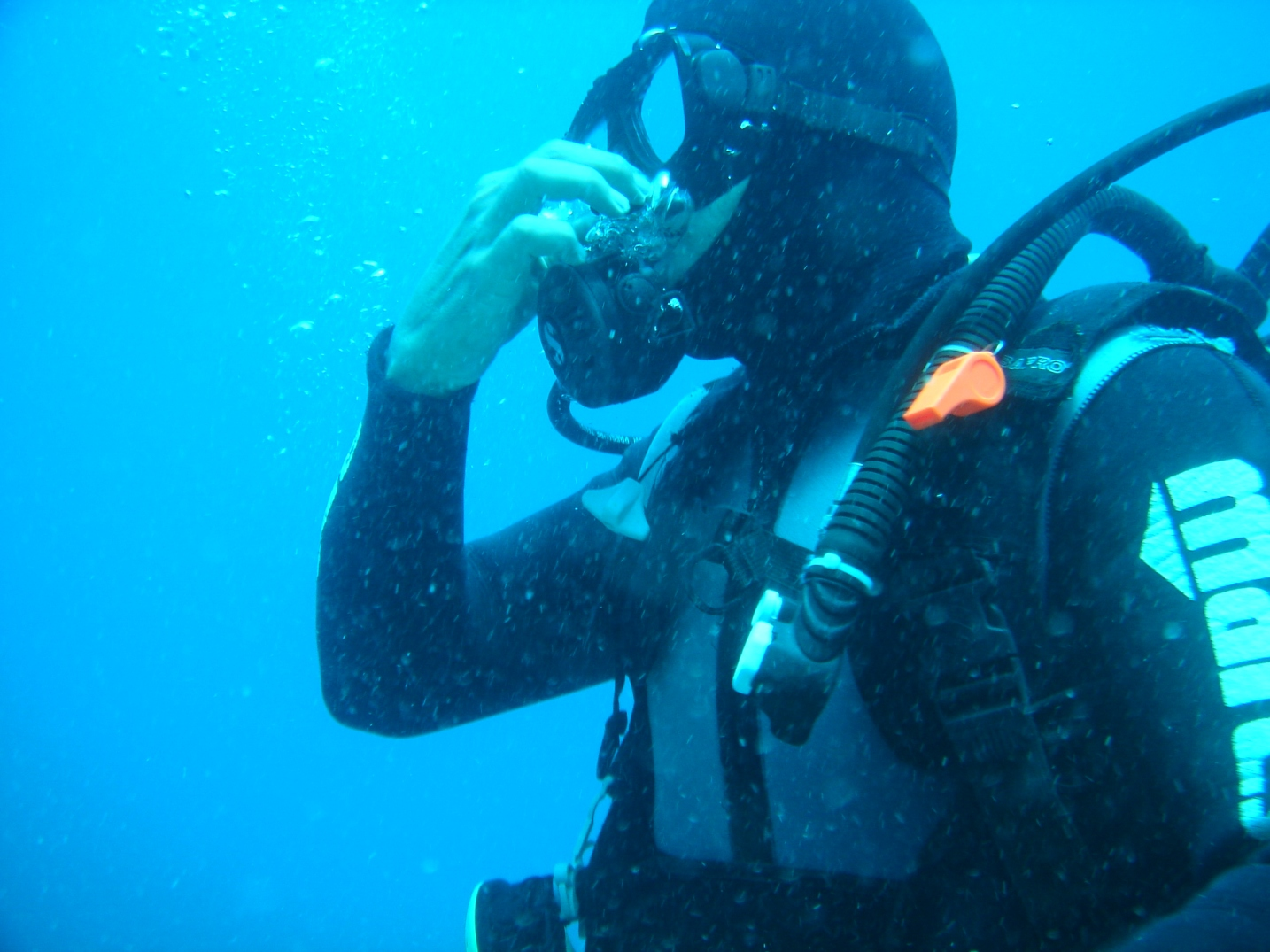 Scuba diving in Andamans © Wikicommons