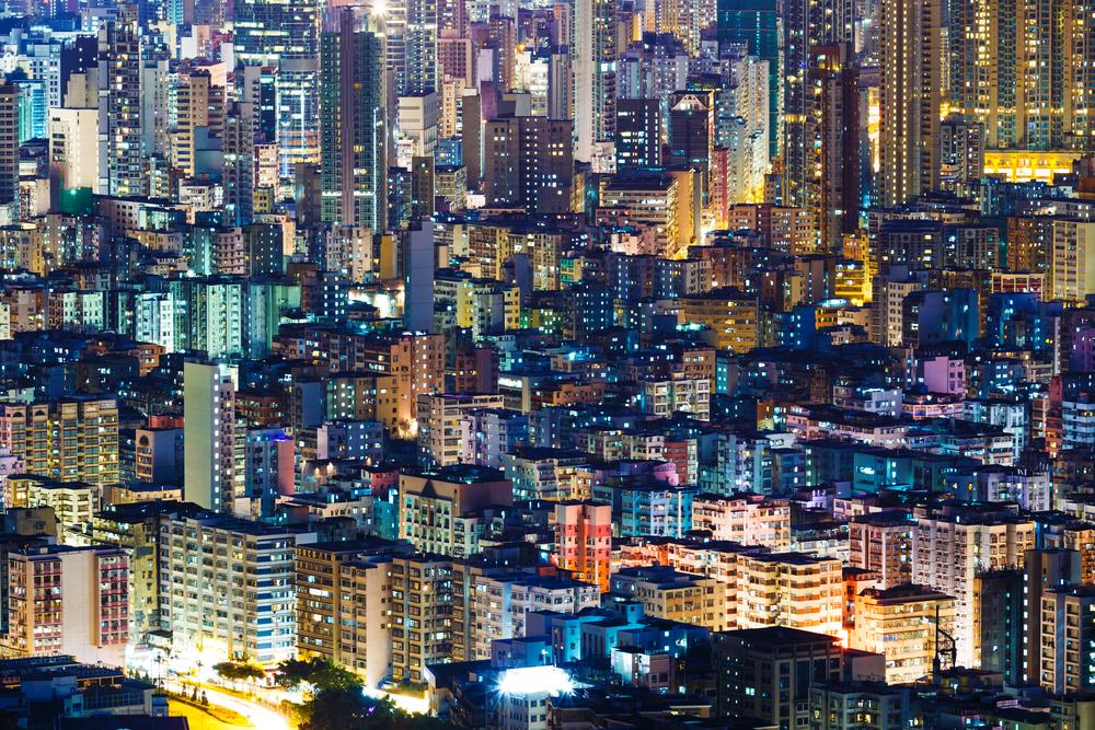 Hong Kong Cityscape │© ESB Professional/Shutterstock