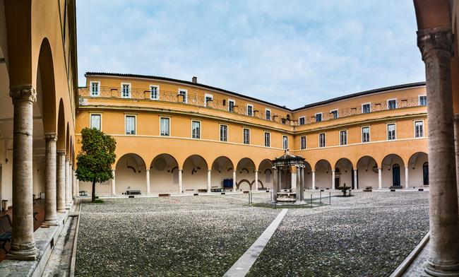 Sapienza University, founded in 1303   © BestPhotoStudio/Shutterstock