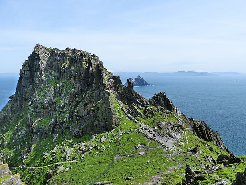 Skellig Michael | Niki.L / Wikimedia Commons