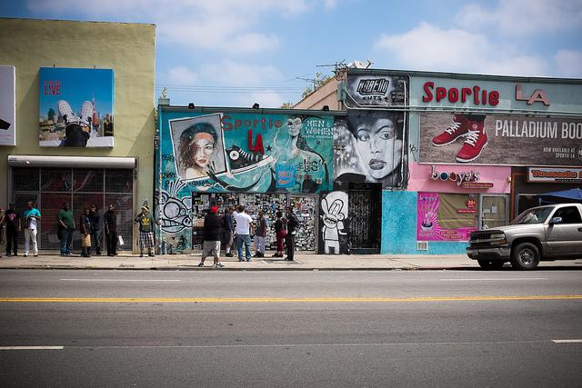 Sportie LA Courtesy of Sean Davis Flickr