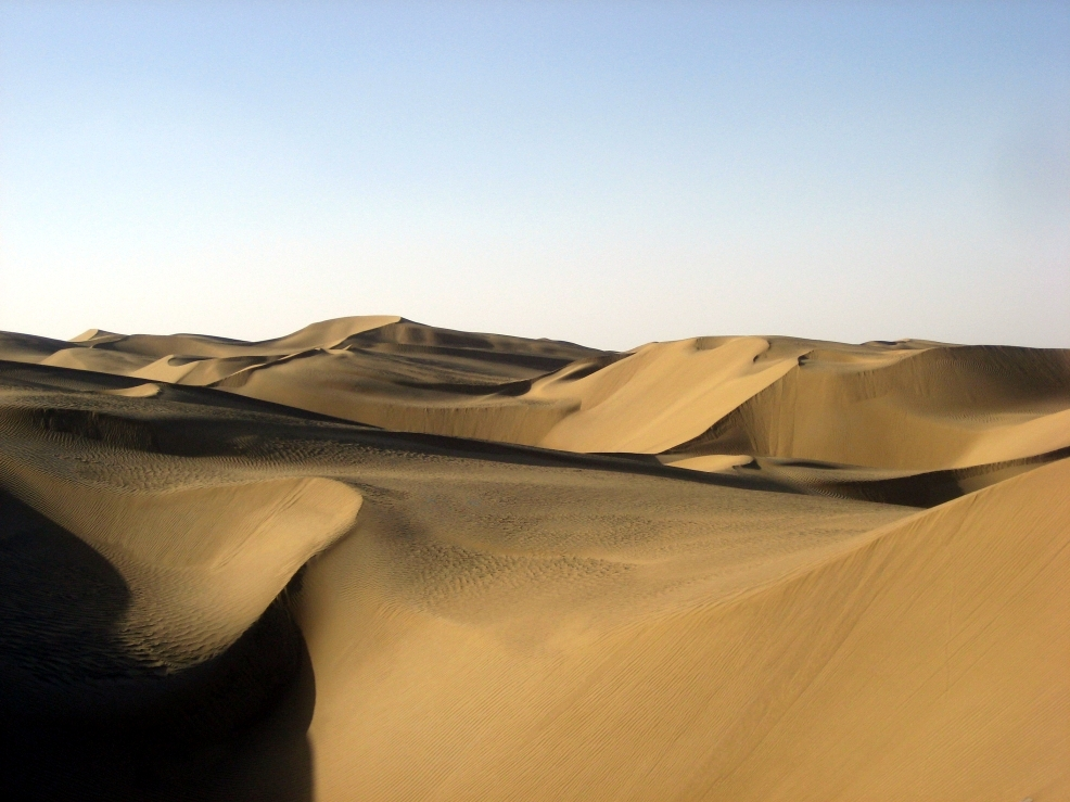 The 16 Most Spectacular Deserts In The World