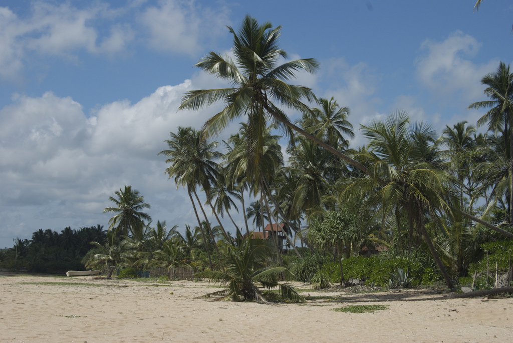 Tangalle, Sri Lanka | © Claire Rowland/Flickr