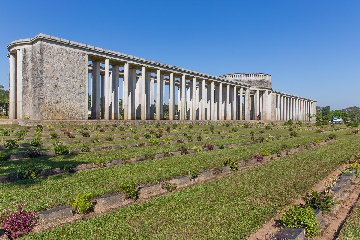 Taukkyan War Cemetery © Tore Sætre/WikiCommons