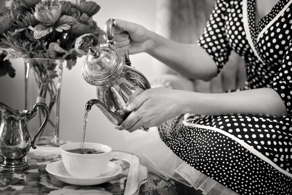 Tea party | © jill111 / Pixabay