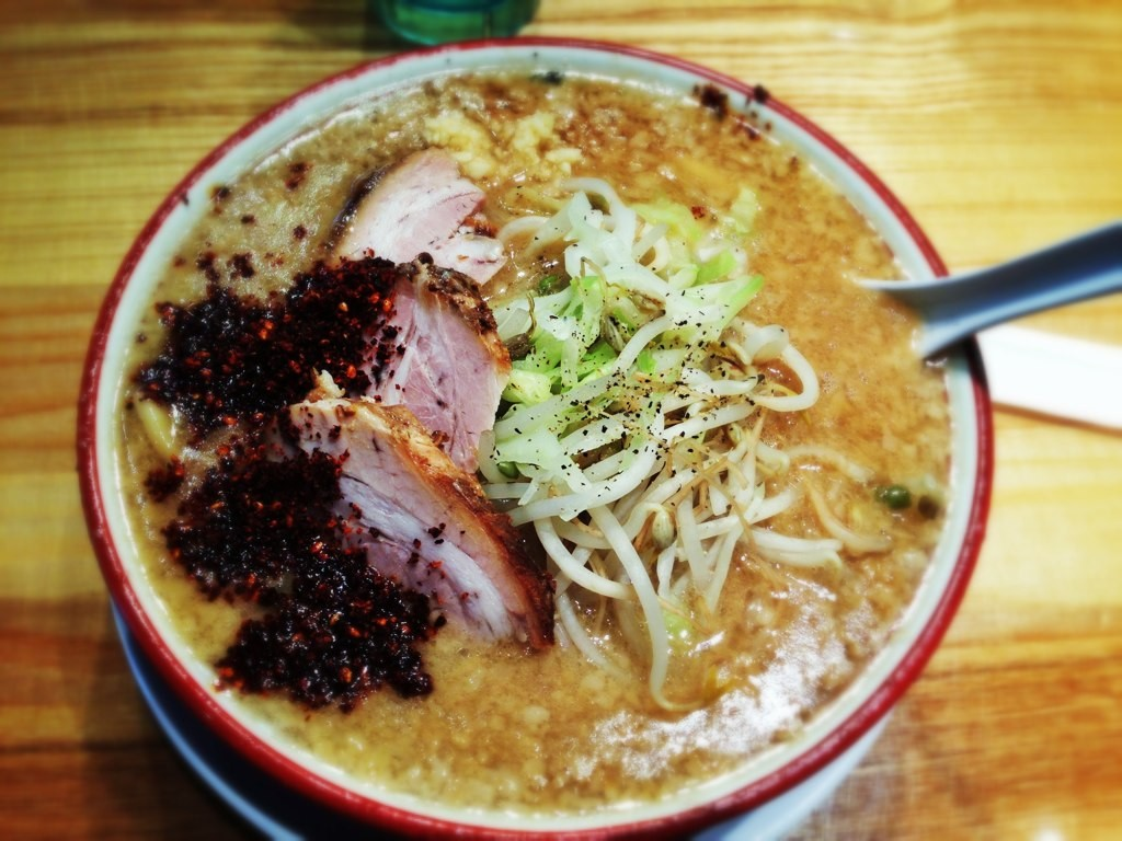 Ramen at Tsujita | ©T.Tseng/Flickr