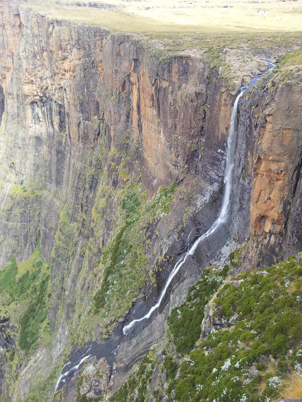 Tugela Falls | © Andynct/WikiCommons