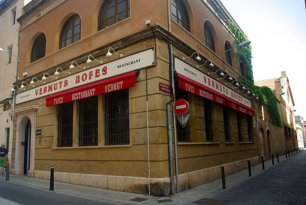 The Rofes restaurant today | © Magenri / WikiCommons