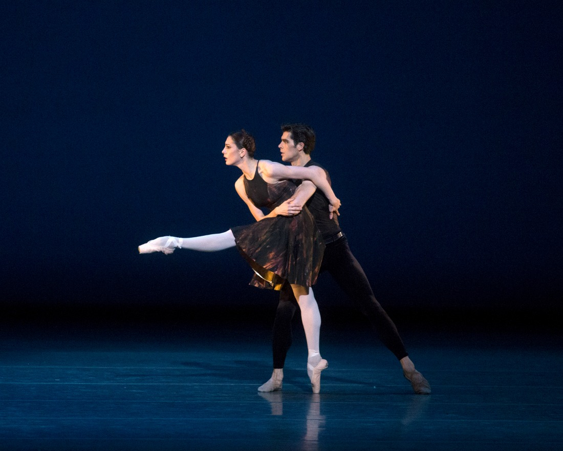Veronika Part and Roberto Bolle in Symphony #9   © Photo: Rosalie O'Connor