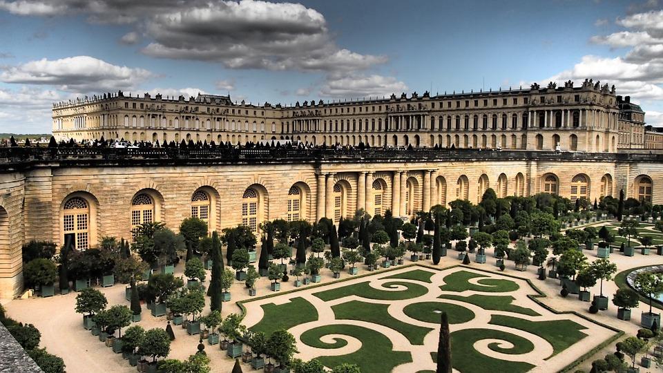 Versailles|ahundt/Pixabay
