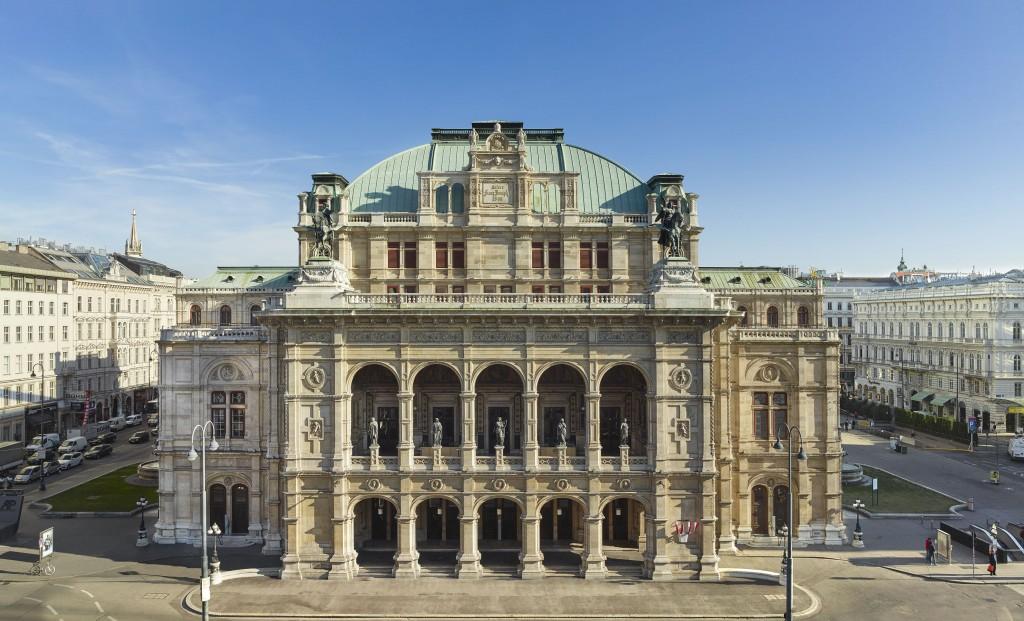 Vienna Staatsoper, Vienna | Courtesy Wiener Staatsoper/Michael Poehn