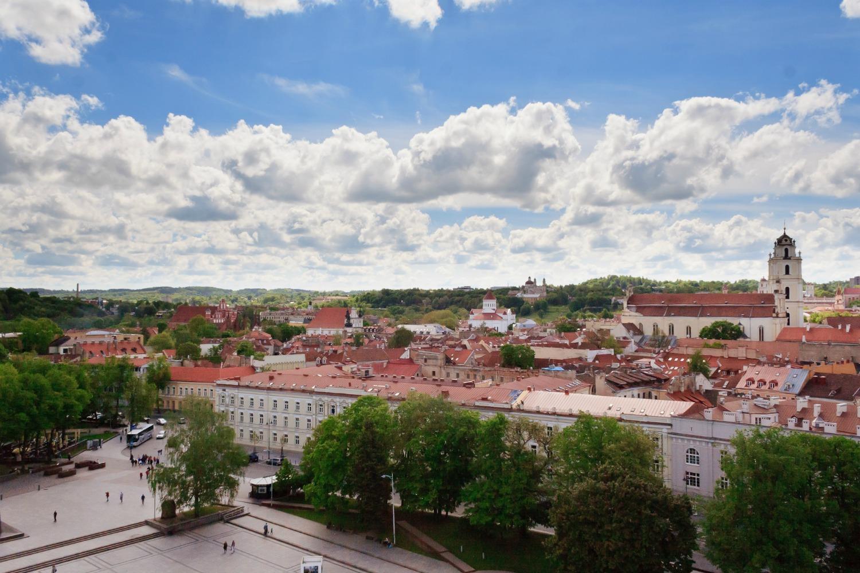 Vilnius, Lithuania | Courtesy Vilnius Tourist Information Centre