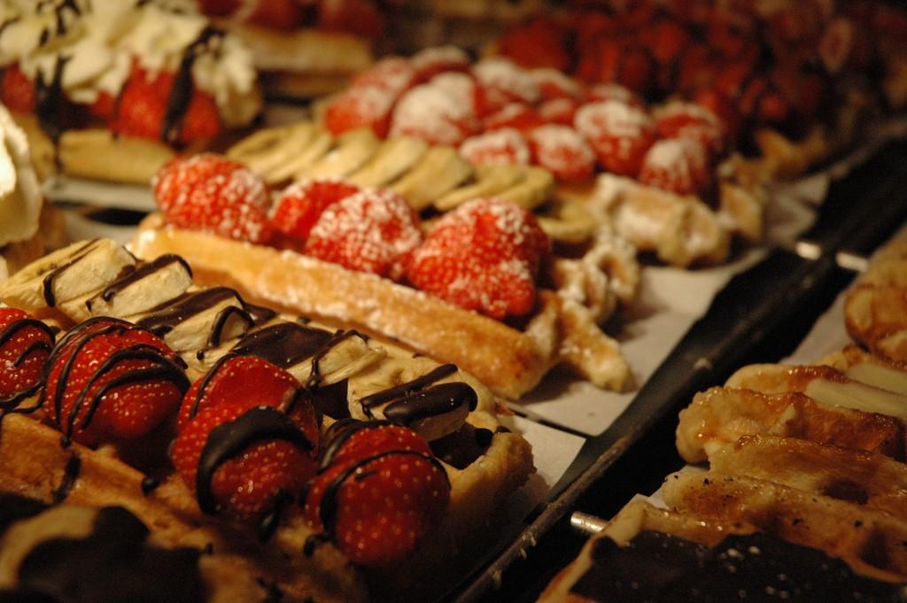 Waffles   © Jason Rogers/Flickr