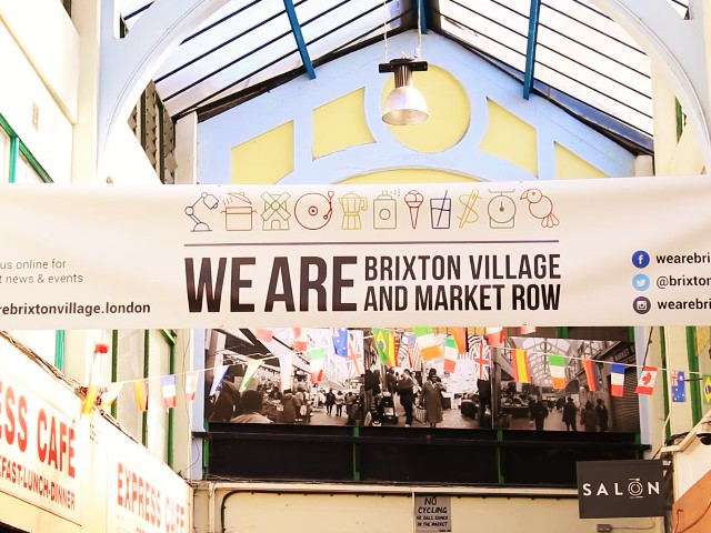 The Market Row and the Brixton Village are part of the local organisation WeAreBrixtonVillage | © Federica Signoriello